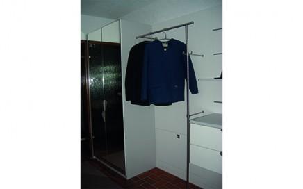 Wohnen garderoben gewa die m belschreinerei for Garderobe mit paneelen